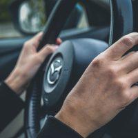 uważność na drodze